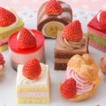 紅ほっぺを使ったケーキが登場♪1/6より銀座コージーコーナーにてイチゴたっぷりスイーツ発売