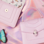 """ブルガリ『セルペンティ フォーエバー』から日本限定モデルの""""桜""""をモチーフとしたデザインのバッグが登場♡"""