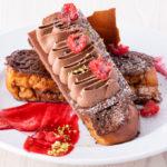 """ニューヨーク発祥のレストラン""""サラベス""""からバレンタインスペシャルメニュー『チョコプディング フレンチトースト』が発売決定!"""