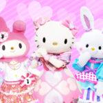 """シナモンたちがアイドルグループを結成!?ハーモニーランドで""""かわいい""""がいっぱいつまった女の子のためのイベント""""ガールズフェスティバル""""開催♡"""