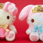 GODIVAとハローキティ&マイメロディがコラボ♪ティアラが輝くバレンタインスペシャルギフト1/8よりサンリオショップで限定発売♡