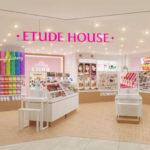 ETUDE HOUSE新宿ミロード店2/28オープン!数量限定でオリジナルブラシセットのプレゼントキャンペーンも実施
