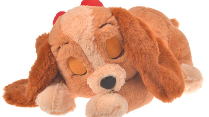 バンビやレディの寝顔に癒されちゃう♡眠りをテーマにしたアイテムがディズニーストアに登場♡