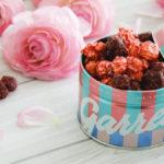 ギャレットからラズベリーとココアの限定レシピが詰まった『Spring Blossom』期間限定発売中♡
