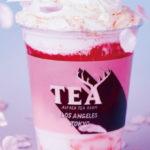 ALFRED TEA ROOMから桜をテーマにしたドリンク『LA LA SAKURA TEA』期間限定発売♪