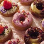 美しすぎるドーナツがお家で食べられる!お花の焼きドーナツ専門店 gmgmオンラインショップがオープン♪