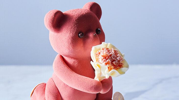 LOUANGE TOKYOから 感謝の気持ちを贈る母の日限定スイーツが登場!世界大会優勝ケーキのスペシャル母の日バージョンも。
