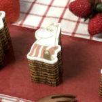 """ムーミン・リトルミイ・ムーミンママのシルエットバームクーヘンがオフィシャル通販サイト""""コケモモの小道店""""にて発売♪"""