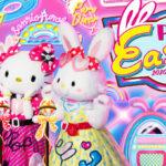 """臨時休館中のピューロランドから人気ショーをSHOWROOMで配信!5/9初回配信はイースターイベントの参加型ショー""""Egg'n'Roll Easter!"""""""