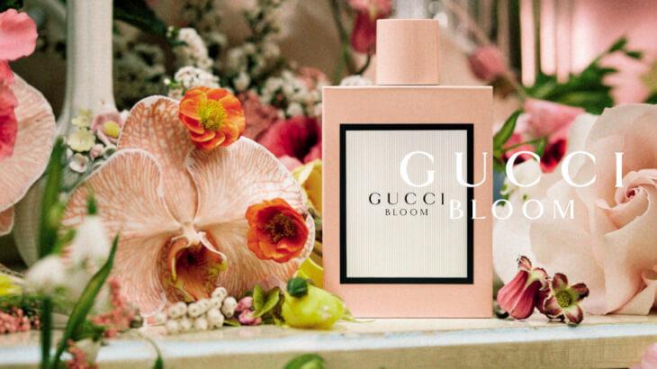 一日中みずみずしい香りに包まれたい!GUCCI『グッチ ブルーム ゴッチェ ディ フィオーリ』と4つのボディケアアイテムが数量限定発売!