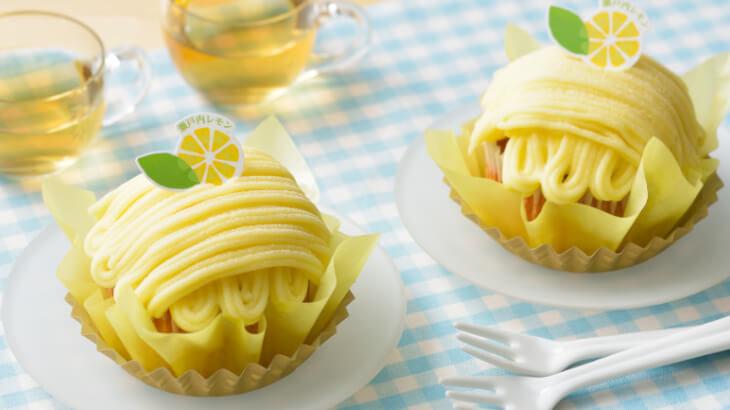 銀座コージーコーナー、チョコミントや瀬戸内レモンを使用した期間限定スイーツが登場!