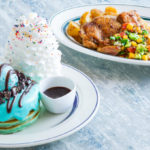 Eggs 'n Things原宿店で人気の限定チョコミントパンケーキが発売♪テイクアウトもOK!