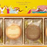 """GODIVA""""プロジェクト ピンクバン""""始動!ヒーローたちをイメージした新商品『ゴディバ コレクション ヒーローズ 黒蜜クッキー アソートメント』を販売予定"""