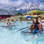 富士急ハイランドに絶叫マシンが苦手な人でも楽しめる2つのアクティビティが登場!カヌー体験、スポーツテーマパークで運動不足を解消♪