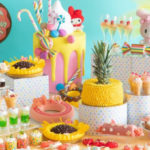ヒルトン大阪、キティちゃんやマイメロとコラボしたスイーツビュッフェ『サマー・スイーツ・フェスティバル』を開催♡