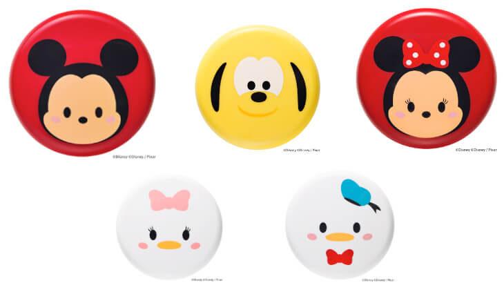 ツムツムパッケージのファンデやリップティントがキュート♡エチュード『Awesome Party』2020年6月下旬 数量限定発売予定