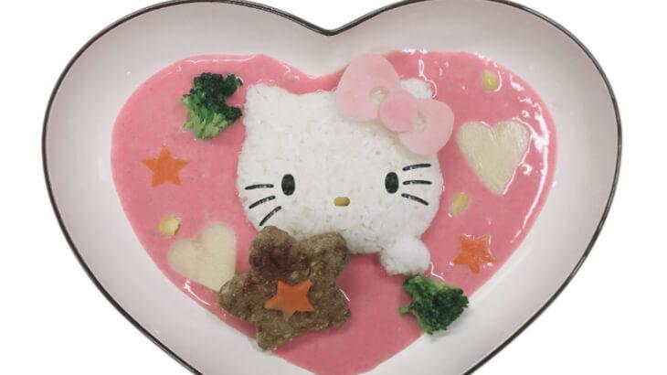 成田空港にハローキティコラボカフェが期間限定でオープン♪思い出深いキティデザインラテを探してみて♡