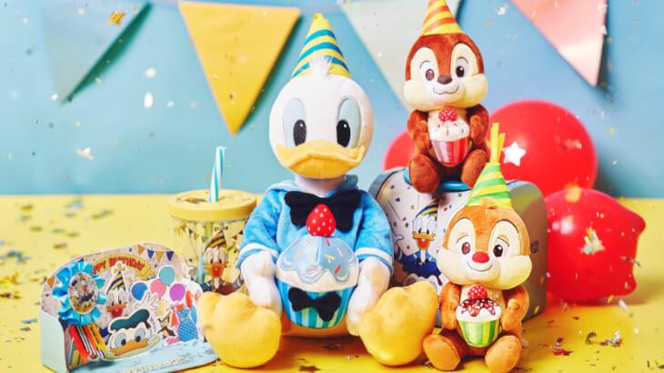 6月9日はドナルドダックのスクリーンデビューの日! ドナルドの誕生日を記念した特別なアイテムをチェック♡