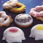 大福とドーナツがコラボ!? ぎゅうひでドーナツを包んだ『大福ドーナツ』がミスタードーナツから発売!