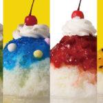 暑い夏にぴったり!色鮮やかな4種類のかき氷とチョコミントスイーツが『サナギ 新宿』にて期間限定で登場!