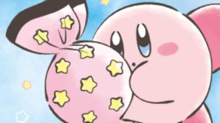 ITS'DEMO×星のカービィ 夢のコラボ第3弾♪ポーチやコスメ、お菓子などキュートなカービィグッズが発売