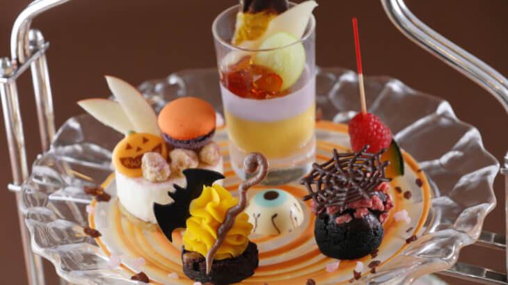 名古屋東急ホテル、パティシエの遊び心溢れるスイーツが楽しいハロウィンアフタヌーンティーセット9/1より提供スタート!