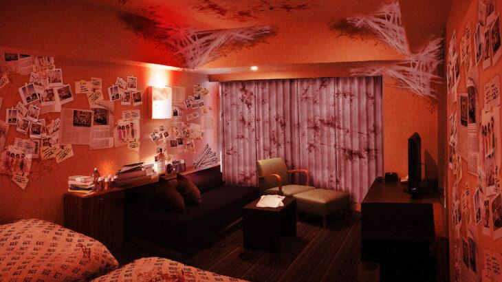 """ホテル ユニバーサル ポート客室で謎解きと恐怖を味わえる""""ホラールーム""""シリーズの第6弾『THE JOURNALIST~写真が明かす記憶(かぎ)~』の宿泊プラン発売!"""