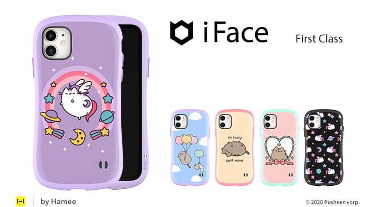 """スマホケース『iFace』に世界で人気のぽっちゃりネコ""""プシーン""""デザインが新登場!あわせて使えるスマホリングもチェック♡"""