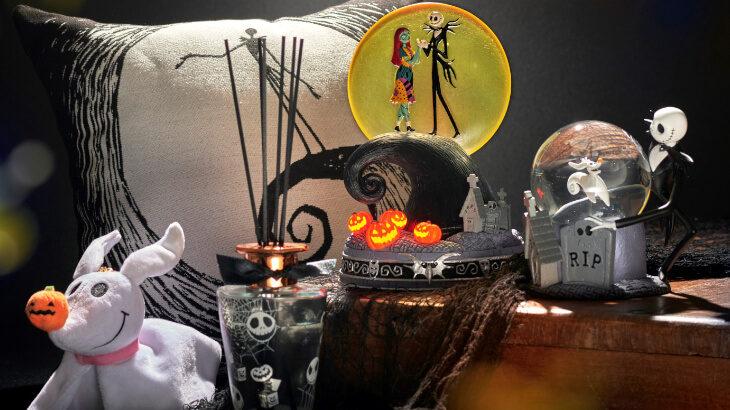 ハロウィンといえば『ナイトメアー・ビフォア・クリスマス』!ディズニーストアにてジャックやサリーのニューアイテムが登場♪
