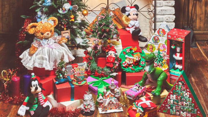 "「""Hours of Magic"" 魔法にかかろう」ワクワク・ドキドキ心躍るディズニークリスマスアイテムが発売♪"