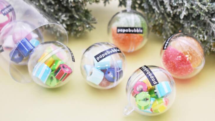パパブブレからキャラメルポップコーンやチョコレートピスタチオなど初登場のフレーバーが発売♪クリスマスにぴったりのデザインをチェック♡