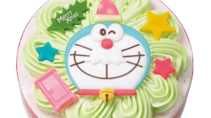 """今年のクリスマスはアイスケーキでお祝い♪""""ドラえもん""""が初登場のサーティーワンクリスマスアイスケーキをまとめてチェック♪"""
