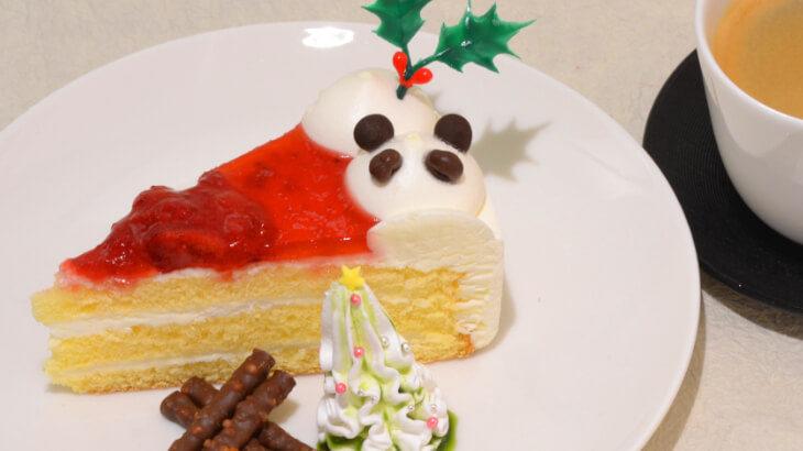 """シャンシャンのお別れとともに""""毎日パンダCAFE""""終了へ。松坂屋上野店では『ありがとうシャンシャンクリスマス』を開催"""