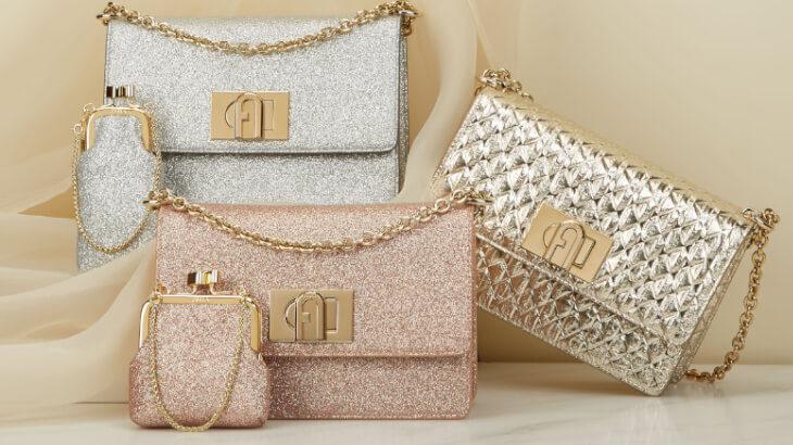 バッグひとつで華やかなスタイルに!フルラよりクリスマスにぴったりなキラキラのホリデーコレクション登場♪