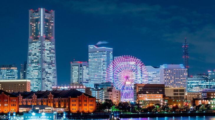 イルミネーションやライブが楽しめる『YOKOHAMA ミッドナイト HAR★BAR 2020 CHRISTMAS』 12/5、12/12の2日間限定開催!