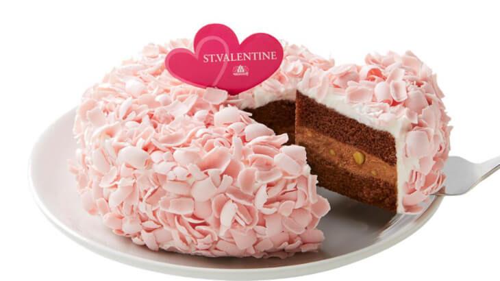 モロゾフから、バレンタイン期間限定の華やかなチョコレートスイーツが登場!
