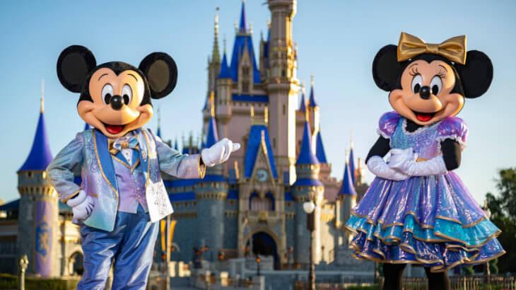 ウォルト・ディズニー・ワールド50周年記念イベント『世界で一番マジカルなセレブレーション』10/1スタート!