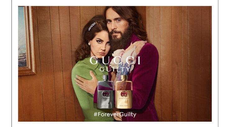 GUCCIの人気フレグランス『ギルティ』コレクションがふたりの特別な記念日を祝う限定デザインになって登場!