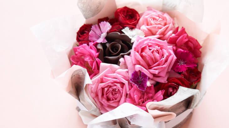母の日に感動をお届け♡食べられるお花エディブルフラワーのケーキ 『花雫』発売♡