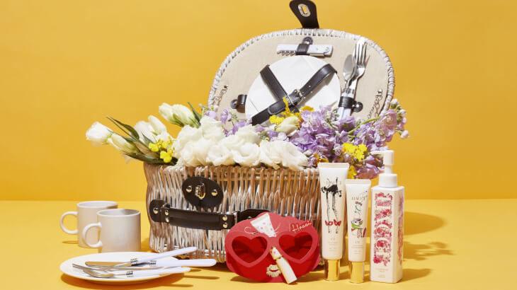 ピクニックバッグが可愛すぎる♪この夏絶対手に入れたいHACCI サマーコフレ『Sunny Day (サニーデイ)』限定発売