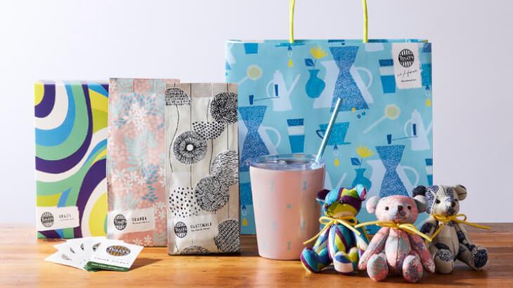 タリーズコーヒー24周年を記念したスペシャルバッグが発売決定♪店頭にて予約受付中